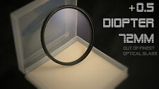 HQ CloseUp Diopter +0.5 Anamorphot Anamorphic Cinemascope ---72mm #3