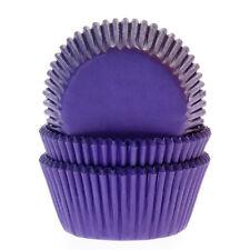 Pirottini per Muffin o Cupcake -Viola Violetto Cartine Carta Forno