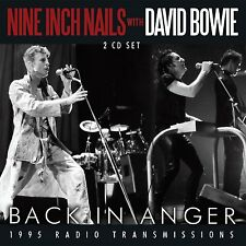 Back In Anger:1995 Radio Transmiss by Bowie Nine Inch Nails(Format:Audio CD) BAM