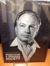 Humanitarian, Rehabilitating a Drugged Society L. Ron Hubbard Sealed-Hardcover