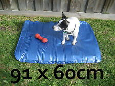 SUMMER CHEAP PRICE!  91x60 cm Extra Strong Dog Pet Cool Mat Bed Cooling