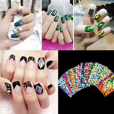 Nail Art Transfer Sticker Beauty Foil Galaxy DIY Gel Tips Wrap Nail Polish Decal