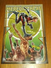 MERCURY HEAT #11 AVATAR COMICS
