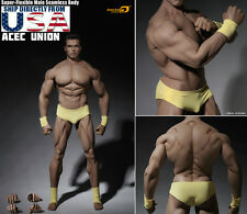 1/6 Phicen PL2016-M34 Flexible Seamless Male Super Muscular Body IN STOCK USA