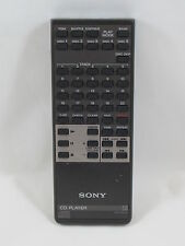 Sony RM D805 IR Remote Control - CD Player Compact DISC Digital Audio CDP C800