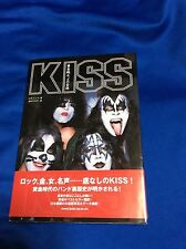 Free shipping KISS AND SELL The Making Of A Supergroup 352pages with OBI