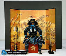 DID 1/6th Japanese Ver Samurai Set of 6 (5 Regular Plus A None Released Ver.)