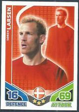 TOPPS MATCH ATTAX WORLD CUP 2010-DENMARK-SOREN LARSEN