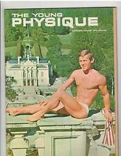 Gay Art The Young Physique Bodybuilding Muscle Magazine/Hansi 10-65