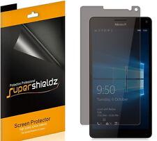 2X Supershieldz Privacy (Anti-Spy) Screen Protector For Microsoft Lumia 950 XL