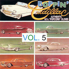 V.A. - BOPPIN' CADILLAC Vol. 5 - 60's Popcorn Oldies CD