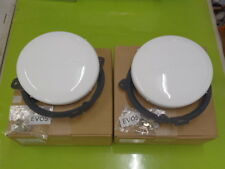 MITSUBISHI LANCER EVO5 RS CP9A FOG LAMP COVER SET MR414858 - MR414857 JDM SPARES