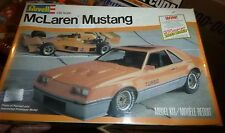 Revell McLaren Mustang TURBO 1/25 Model Car Mountain FS 7315