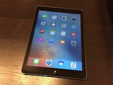 Used Apple iPad Air 1 1st Gen 16GB Wi-Fi Only - Works 100% - MD785LL/A