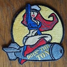 Motorcycle Biker Jacket Cafe Racer or Rockers Ace Cloth Patch Badge DOIN THE TON