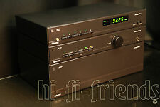 ►CYBERNET IMAGE TWO P2+A2+T2◄PRE+AMPLIFICATORE FINALE POWER AMPLIFIER VINTAGE
