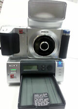 Sony UPX-C200 4.0 MP - Silver  With printer Sony UP DX100