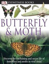 DK Eyewitness Books: Butterfly and Moth-ExLibrary