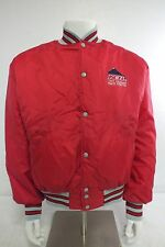 Vintage Holloway NBL 1999 Colorado Track Director Red Insulated Jacket Men's XL