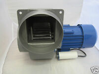 Industrial Extractor Fan 230v Centrifugal blower fume dust smoke vapour exhaust