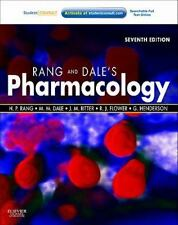 Rang & Dale's Pharmacology: with STUDENT CONSULT Online Access (Rang a-ExLibrary