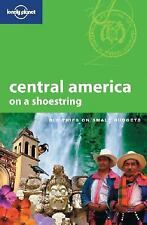 Lonely Planet Central America (Shoestring) by Robert Reid, Good Book