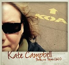 KATE CAMPBELL - THE K.O.A TAPES (VOL.1)  CD NEU