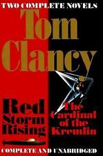 Tom Clancy: Two Complete Novels