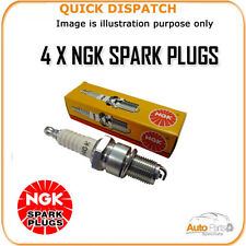 4 X NGK SPARK PLUGS FOR LOTUS EXIGE 1.8 2001- BKR7E