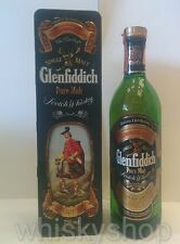 Glenfiddich Pure Malt Scotch Whisky Special Old Reserve 750 ml Clan Kennedy 1970