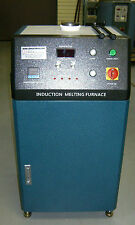 GOLD INDUCTION MELTER MODEL ABM-4K CAPACITY 4 KG, 220 VOLTS SINGLE PHASE