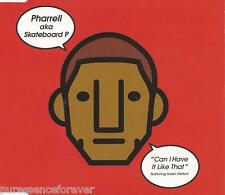 PHARRELL - Can I Have It Like That (ft GWEN STEFANI) (UK 2 Tk CD Single)