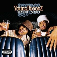 Youngbloodz: Drankin Patnaz Explicit Lyrics Audio Cassette