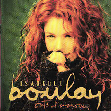 Isabelle Boulay - Etats D'Amour [CD New]