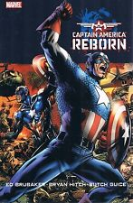 Captain America: Reborn by Ed Brubaker & Bryan Hitch HC 2010 Marvel Comics