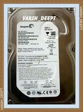 "250 GB SATA HDD INTERNAL DESKTOP HARD DISK DRIVE  3.5"" (SEAGATE / W.D.) 01YW"