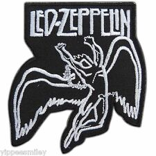 Led Zeppelin Logo Sew Iron on Patch Jacket Hat Cap Shirt Vest Embroidered #M0008