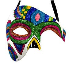 Most Popular Phantom Rainbow Masquerade Mask Day of the Dead Collection