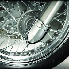 Chrome Bullet Fork Covers for Suzuki C50/VL800, M95 And VZ1600 (55-319)