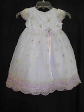 Biscotti Girl's Dress Size 4 Toddler