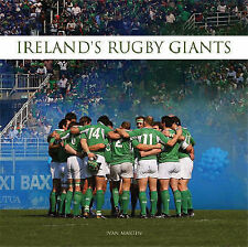 "Ireland's Rugby Giants, Ivan Martin, ""AS NEW"" Book"