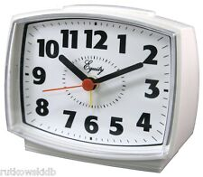 Equity by La Crosse 33100 Electric Alarm Clock with Lighted Dial