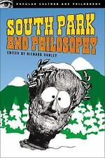 Richard Hanley - South Park And Philosophy (2007) - Used - Trade Paper (Pap