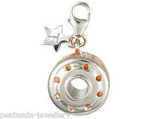Tingle Bobbin and Thread Charm with Gift Box and Bag SCH37
