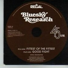 (CV850) Bluesky Research, Fittest Of The Fittest - 2006 DJ CD