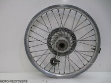 99 CR250 CR 250   front wheel rim disc    29