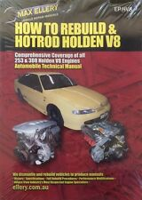 MAX ELLERYS REPAIR MANUAL HOLDEN COMMODORE V8 253 308