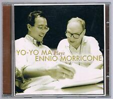 YO-YO MA PLAYS ENNIO MORRICONE CD F.C.