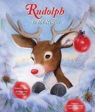 RUDOLPH to the Rescue (Brand New Paperback Version) Pobert May