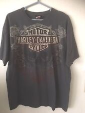 HARLEY DAVIDSON TWIN CITIES HD MPLS/ST PAUL MEN'S T SHIRT SEE MEASUREMENTS
